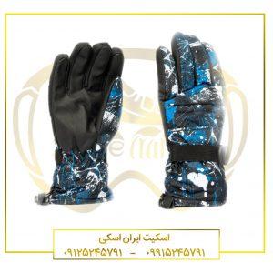 دستکش اسکی مردانه دابا